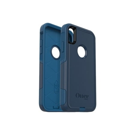 OtterBox Commuter Series Case for iPhone XR, Blazer Blue/Stormy Seas