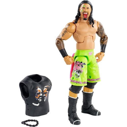 WWE Elite Jimmy USO Action Figure by Generic