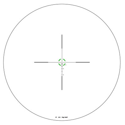TRIJICON ACCUPOWER 1-4X24 SG-C D Green 1900007 by Trijicon