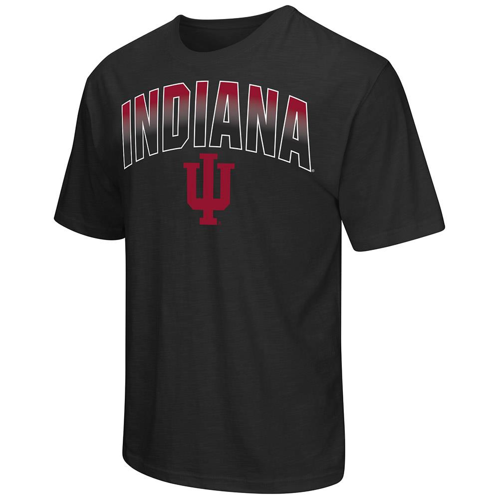 Mens Indiana Hoosiers Short Sleeve Tee Shirt