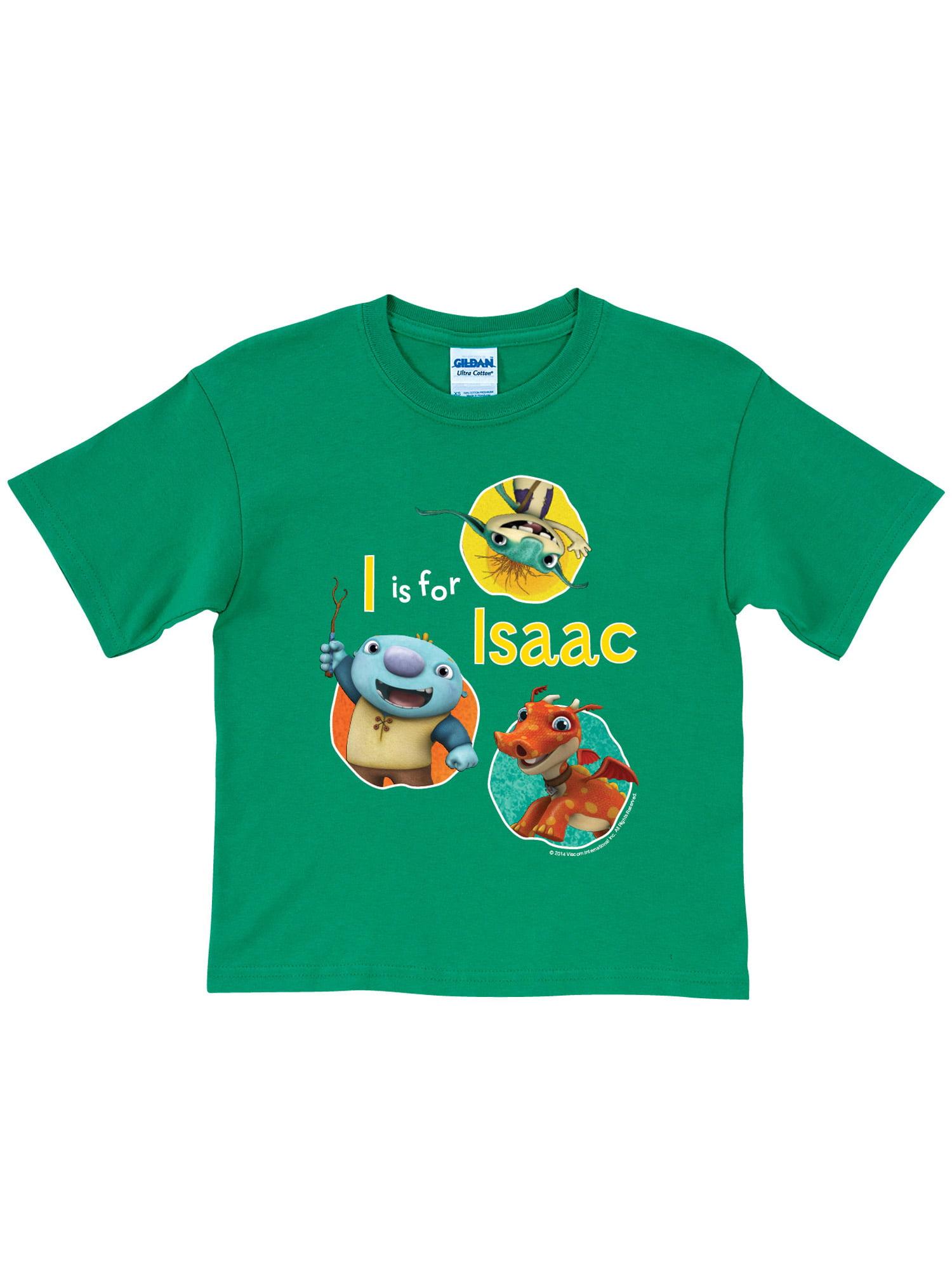 Custom Toddler T-Shirt Bird Ornament Green Animals Cotton Boy /& Girl Clothes
