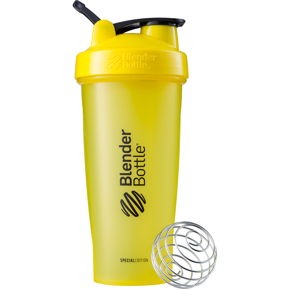 Blender Bottle Special Edition 28 oz. Shaker with Loop Top - Killer Bee