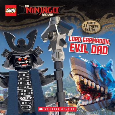 Lord Garmadon, Evil Dad - Lord Garmadon Costume