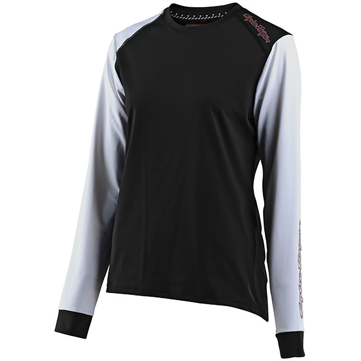 Troy Lee Designs Lilium L//S Womens Off-Road BMX Cycling Jersey