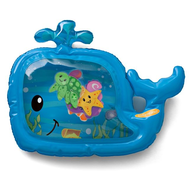 Infantino Pat And Play Water Mat - Whale