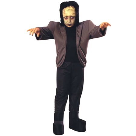 Child Frankenstein Costume Rubies 10606 888083, Large (Kids Frankenstein Costumes)