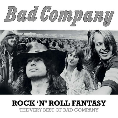 Rock N Roll Fantasy: The Very Best of Bad Company (Best Music Downloader For Iphone 4)
