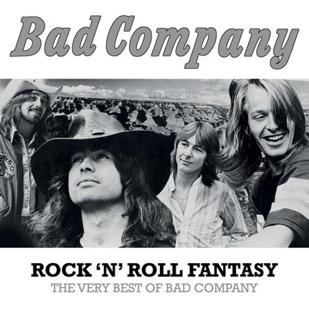Rock N Roll Fantasy: The Very Best of Bad Company (Best Music On Spotify)