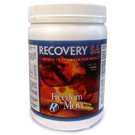 Base 2.2 Lb Powder - Recovery SA Powder  2.2 lb