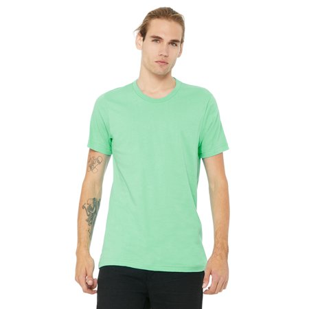 Bella + Canvas Unisex Jersey Short-Sleeve T-Shirt - 3001C