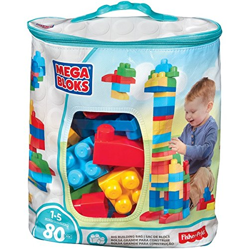 MEGA BLOKS FIRST BUILDERS BIG, By Mega Brands