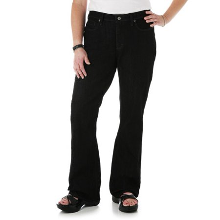 Lee Riders - Riders - Women's Black Bootcut Jeans ...
