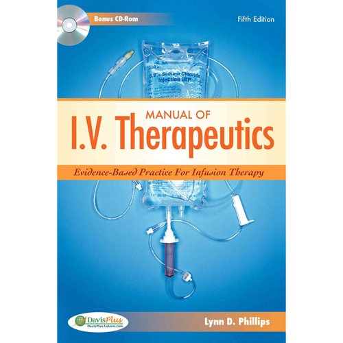 Phillips 66 Credit Card >> Manual Of Iv Therapeutics by Lynn Phillips - Walmart.com