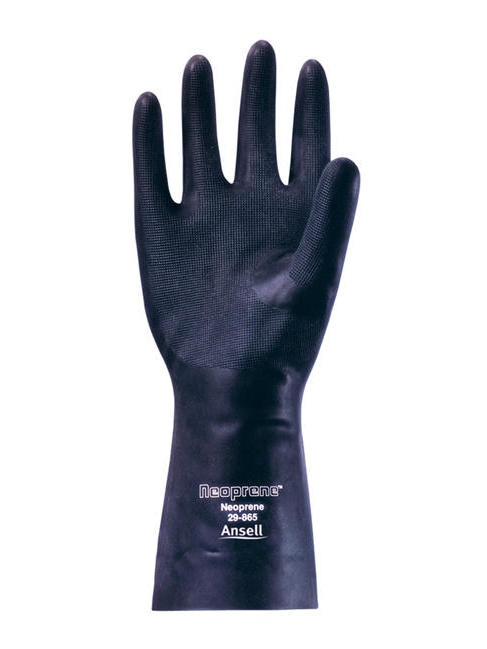 """Neoprene Glove Lined 18"""" by Ansell Protective Product"""