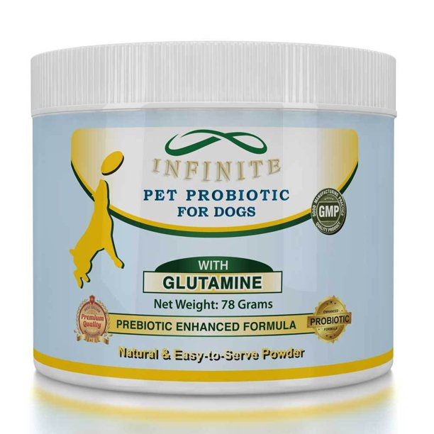 Infinite Pet Essential Probiotic for Dogs, 60 Servings