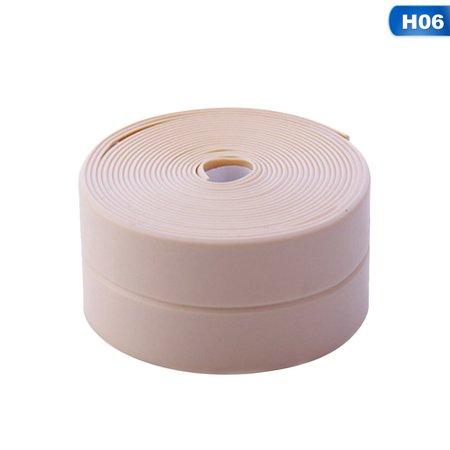 KABOER Vintage 3.0x260cm\/3.8x260cm\/3.0x300cm PVC Self Adhesive Waterproof Anti-moisture Bathroom Kitchen Tools Bath Sealing Strip Ceramic Stickers Home