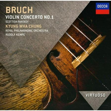 - Bruch: Violin Concerto No1 / Scottish