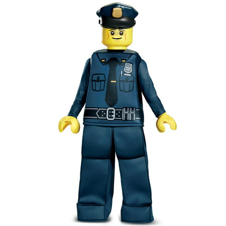 Police Officer Prestige Child Costume
