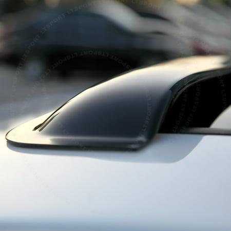 (Fit Nissan Moon Roof Visor Moonroof / Sunroof Sun Vent Bug Deflector Rain Guard For 300ZX 370Z Armada GT-R Maxima Murano)