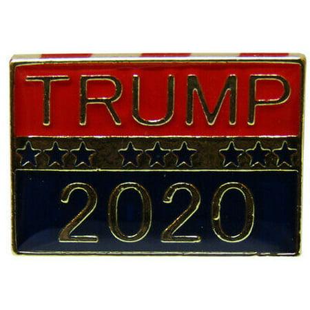 Novelty Hats Wholesale (Wholesale Pack of 3 Trump 2020 Red Blue Bike Hat Cap lapel)