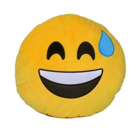 LAUGH WITH SWEAT PLUSH & PLUSH® TM 12
