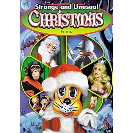 Strange & Unusual Christmas Films (DVD)](Halloween Films Rated U)