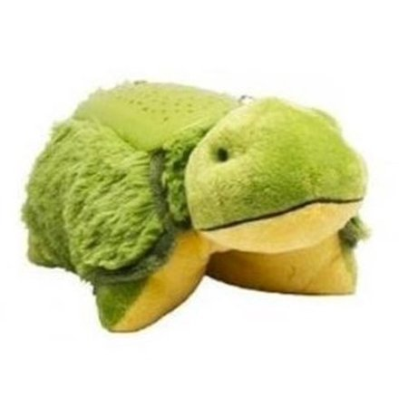 Pillow Pets Dream Lites - Tardy Turtle with Bonus Speaker and Bonus Adapter