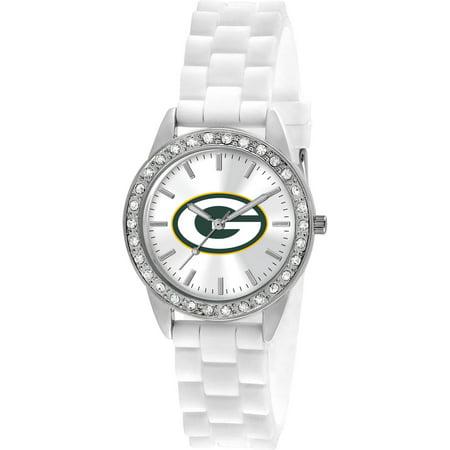 NFL Women's Green Bay Packers Frost Series Watch (Alumni Series Womens Watch)