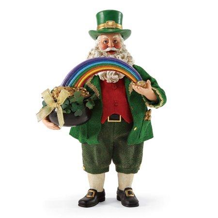 Dept 56 Possible Dreams Santa 4057025 Leprechaun Loot  Irish