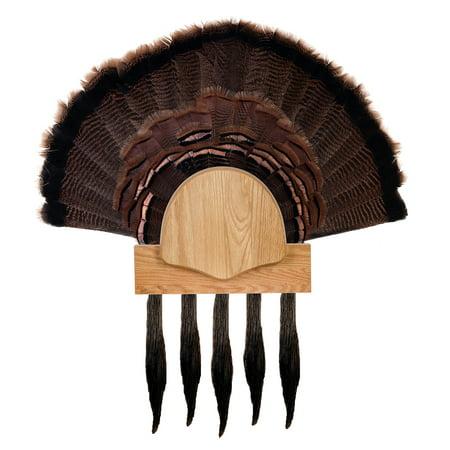 Walnut Hollow Country Five Beard Turkey Kit, Oak