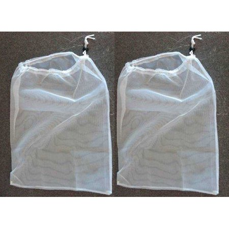 Bag for Leaf Master Pool Leaf Cleaner/Leaf Eater/Leaf Catcher/Leaf Gulper 2 Pack (Leaf Catcher)