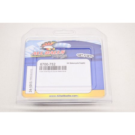 All Balls 24-1013, 6700-752 Crank Shaft Bearing Kit QTY 1