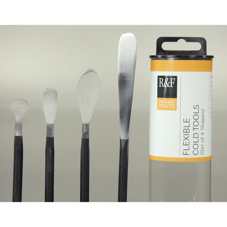 Hand Painted Onesies - R&F Handmade Paints Cold Flexible Tool Set