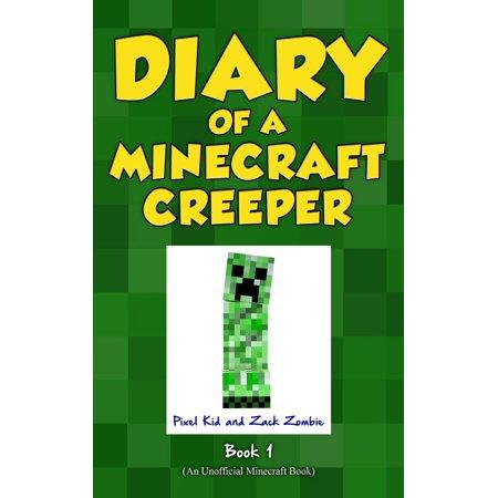 Diary of a Minecraft Creeper Book 1 : Creeper - Life Size Creeper