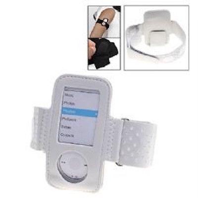 New Sport Gym Jogging Armband For iPod Nano 5 5th Generation 8GB 16GB - Beige