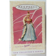 Hallmark Keepsake Ornament – Barbie As Rapunzel Doll – First in Series 1997 (QEO8635)