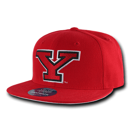 NCAA Youngstown State University Freshmen College Fitted Caps Hats 7 1 8 Red 0e4f7df345f