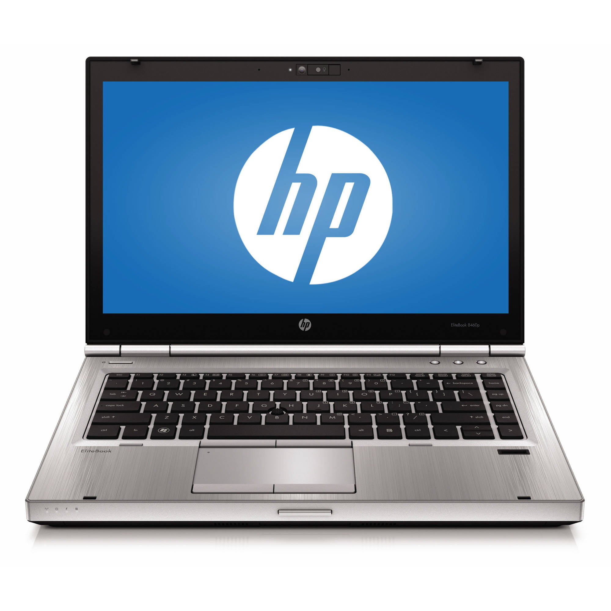 Refurbished Hp Elitebook 8460p 14 Laptop Windows 10 Pro Intel Core I5 2520m Processor 8gb Ram 500gb Hard Drive Walmart Com Walmart Com