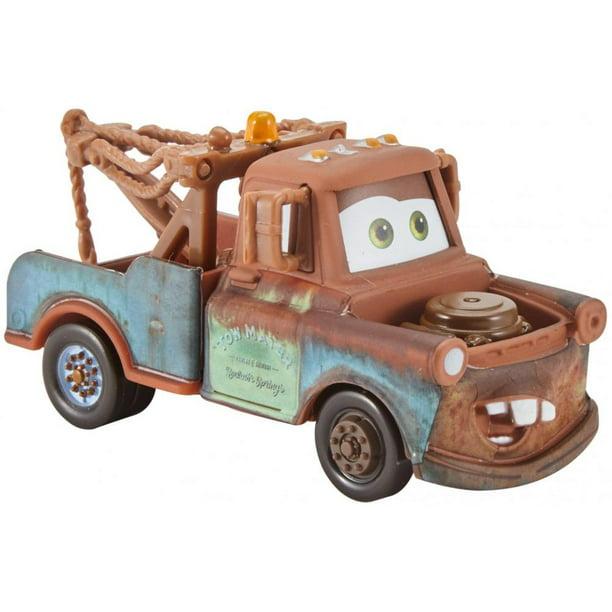 Disney Pixar Cars 3 Mater 1 55 Scale Die Cast Vehicle Walmart Com Walmart Com