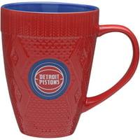 Detroit Pistons 16oz. Sweater Mug