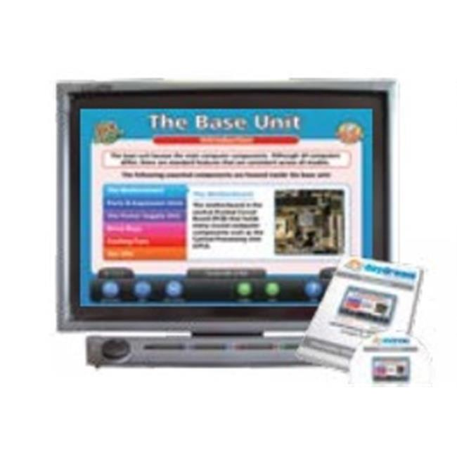 Daydream Education DD-ICT-5-67 The Base Unit Interactive Software, Single User
