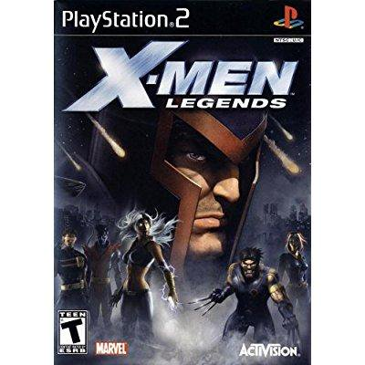 X-Men Legends (PlayStation 2)