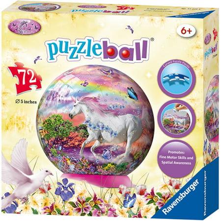 Ravensburger - Barbie Mattel Unicorn Kids Jigsaw Puzzle