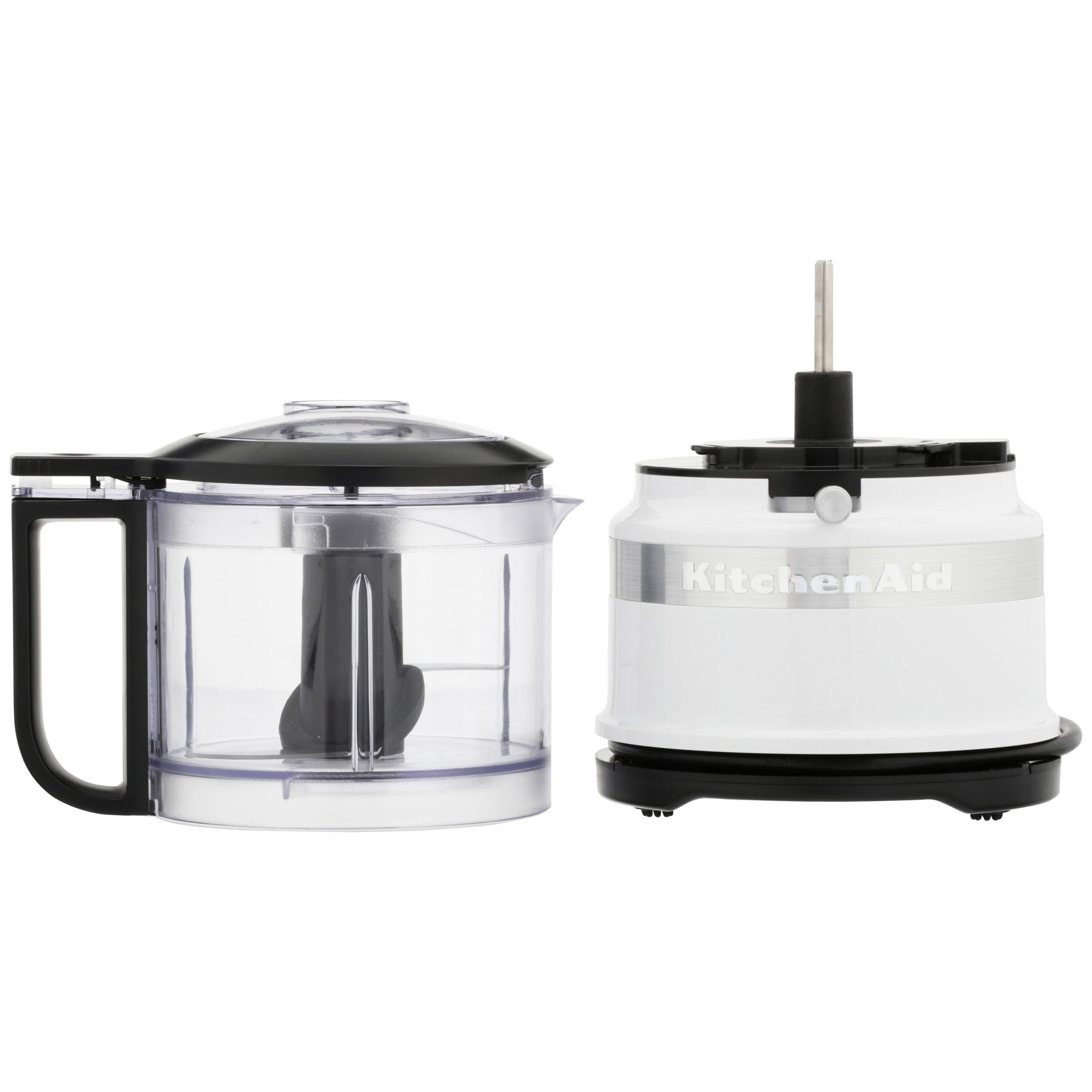 KitchenAid® 3.5 Cup Mini Food Processor, White (KFC3516WH) - Walmart.com