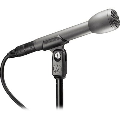 Audio-Technica Omnidirectional Dynamic Microphone AT8004 by Audio Technica