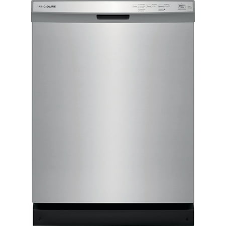 """Frigidaire FFCD2418US 24"""" Built-In Dishwasher Stainless Steel"""