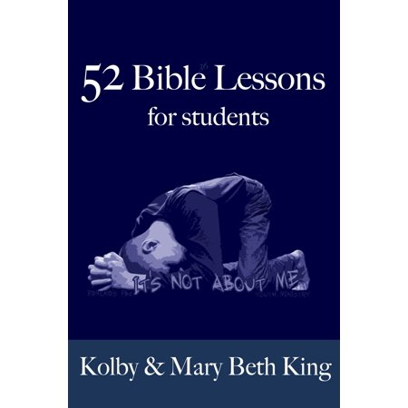 52 Bible Lessons for Students - eBook - Halloween Lesson Plans For High School Students