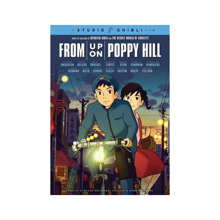 From Up on Poppy Hill (DVD) - Halloween On The Hill Richmond