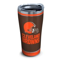 NFL Cleveland Browns Touchdown 20 oz Stainless Steel Tumbler with lid