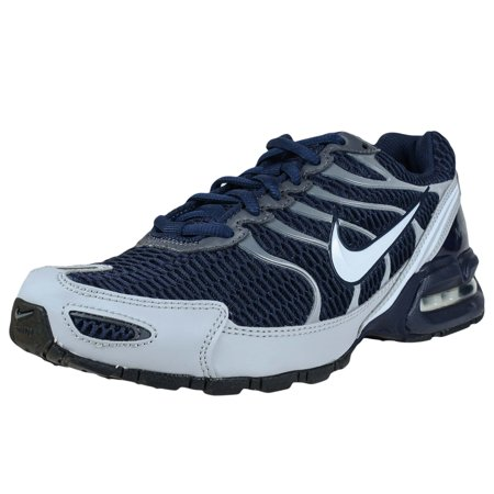 a0854f3ab0a0 Nike - NIKE AIR MAX TORCH 4 OBSIDIAN BLUE GREY WHITE MENS RUNNING SHOE  343846 411 - Walmart.com